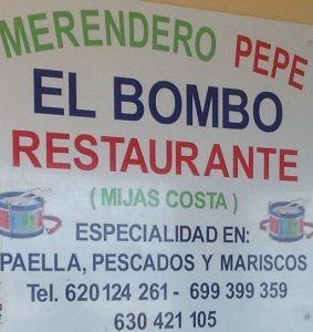 EL BOMBO