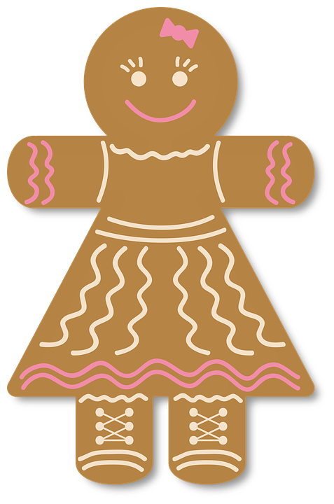 niña galleta