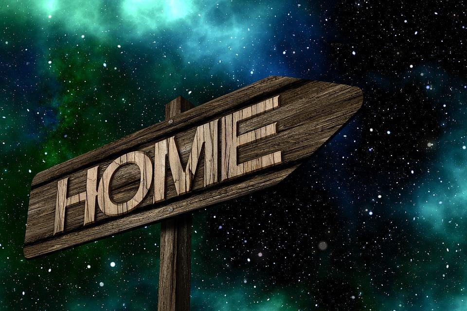 señal hogar
