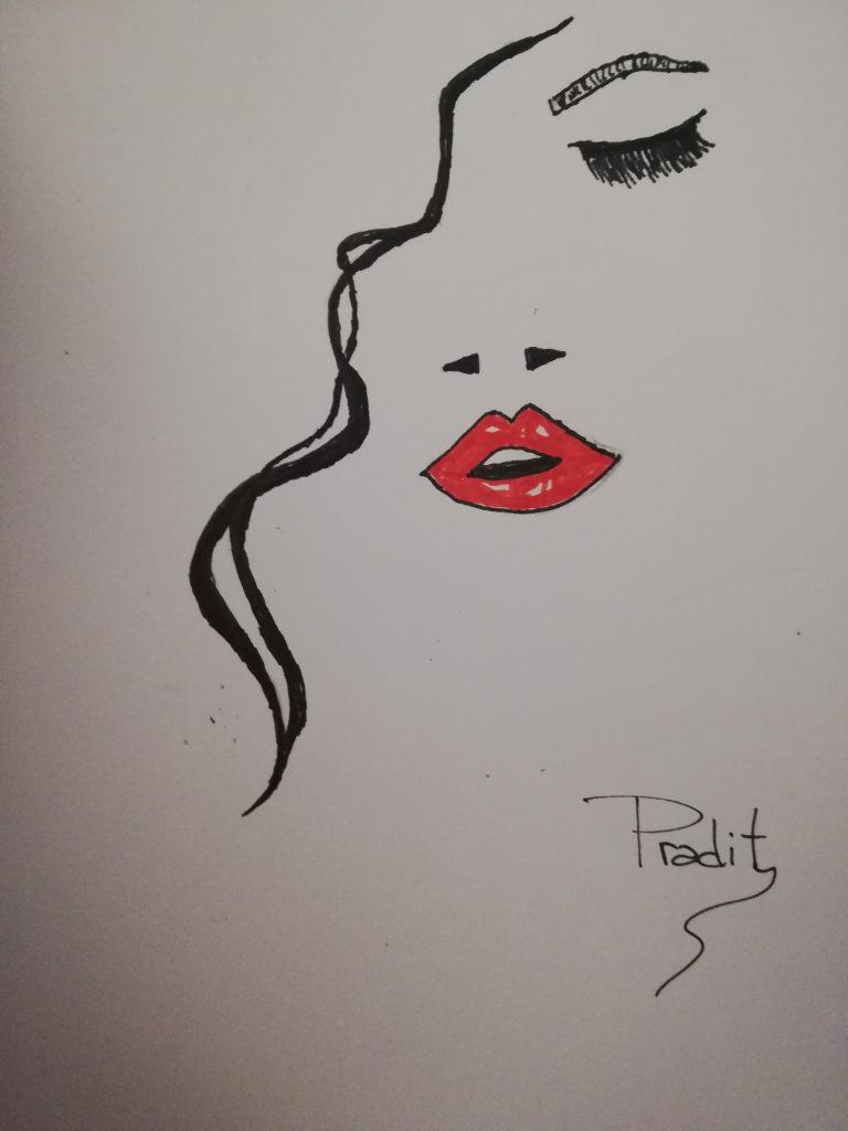 femme. autora Pradit
