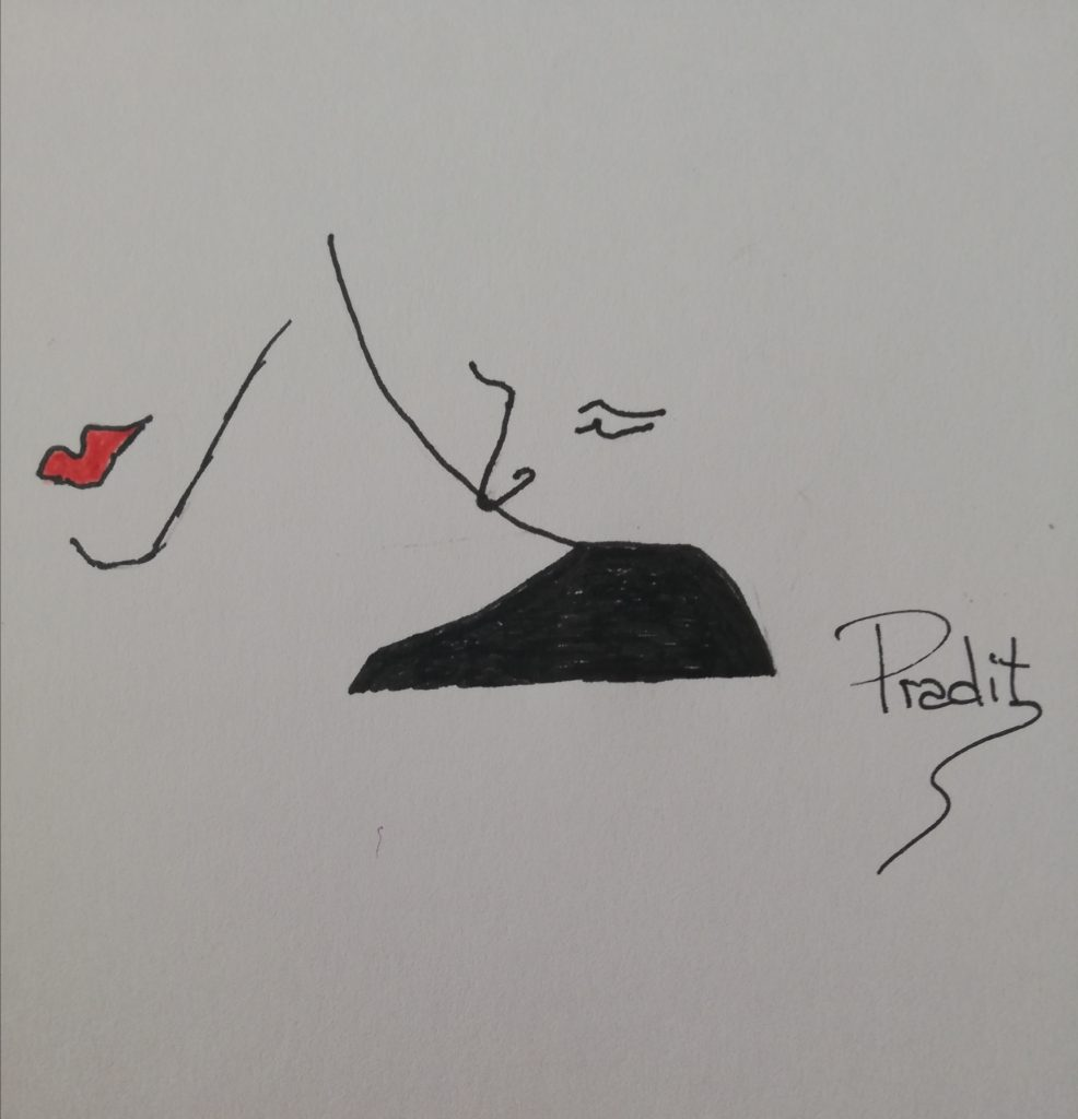 vida. boceto