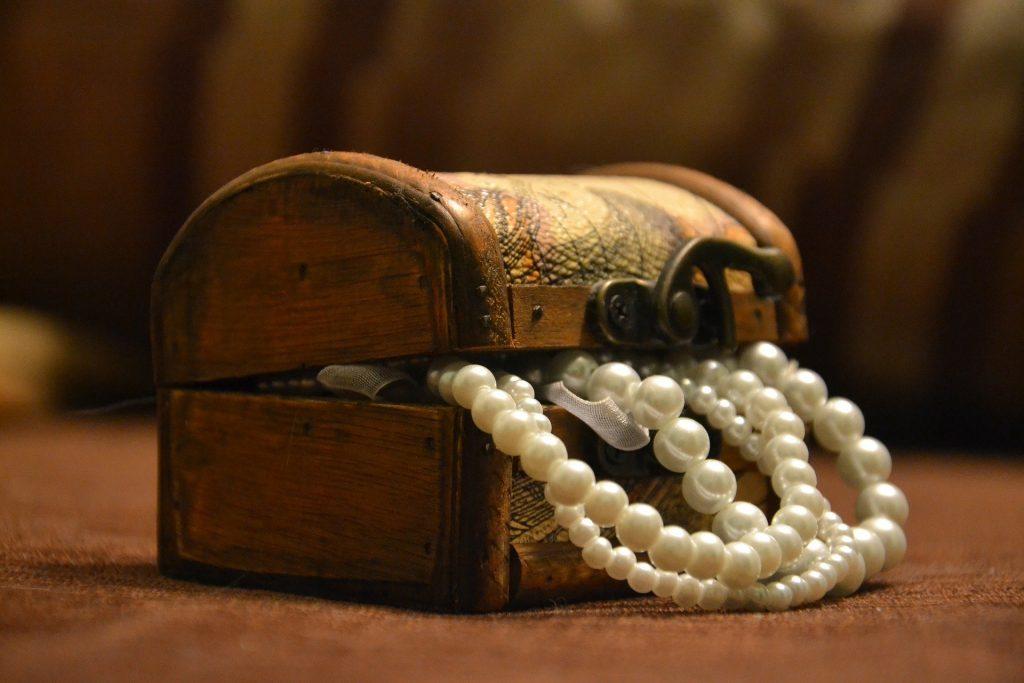cofre perlas
