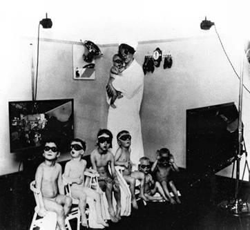 holocausto experimentos